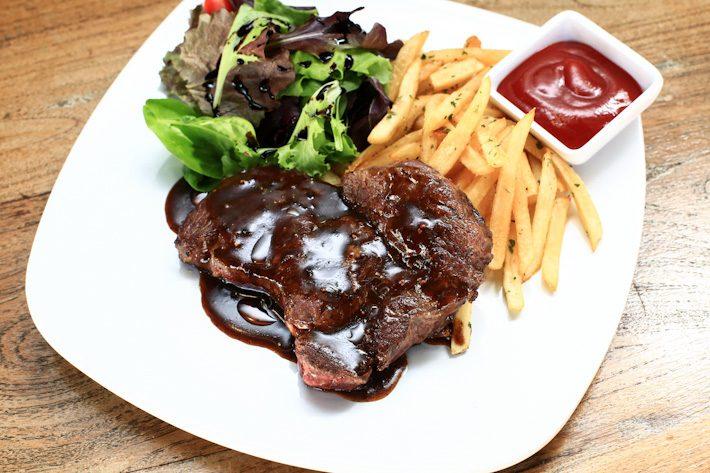 Striploin-Steak