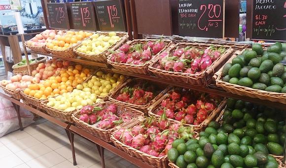 Supermarket-Fruit