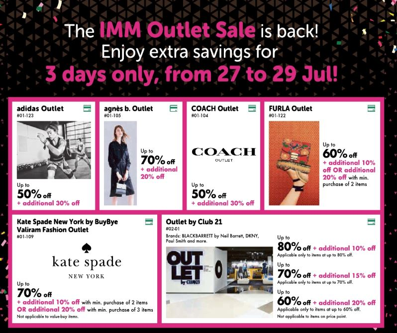 d2099e8cfc IMM Outlet Mall  Greater Savings Outlet Sale with Up to 70% OFF ...